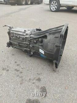 Véritable Bmw 1 Série E81 E87 123d 6 Speed Gearbox Gs6-53dz 23007568128 Jgg