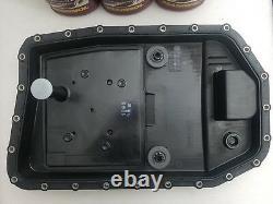 Véritable Bmw 3 Série Zf 6 Vitesses Automatique Boîte De Vitesses Pan Filtre 7l Huile Kit