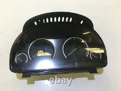 Véritable Bmw 5 Series F10 LCI Speedomètre Instrument Cluster 6802332