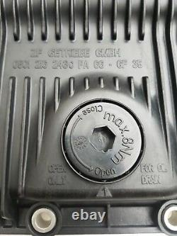 Véritable Bmw 6 Série Zf 6 Vitesse Automatique Boîte De Vitesses Bac De Puisard 7l Huile Zf Sauveteur 6
