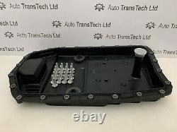 Véritable Bmw E60 E61 E90 E92 6 Vitesses Automatique Boîte De Vitesses Pan Huile Filtre 7l Kit