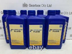 Véritable Bmw Land Rover Zf 5 Speed Automatic Gearbox Oil Zf Lifeguard 5