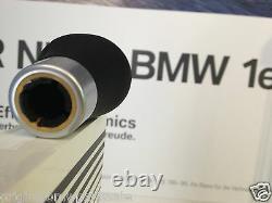 Véritable Bmw M Sport Knob En Cuir 6-speed Noir 25117896886 Personnalisé