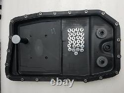 Véritable Bmw Série 5 Zf 6 Speed Automatic Gearbox Sump Pan Filter 7l Oil Kit