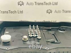 Véritable Bmw Série 5 Zf 8 Vitesse Boîte Automatique Boîte De Vitesses Puisard Pan Filtre 7l Kit D'huile