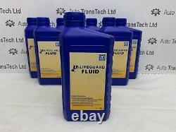 Véritable Bmw X5 Zf 5hp24 5 Speed Automatic Gearbox Oil 7l Filtre Et Joint D'étanchéité
