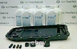 Véritable Bmw Zf 6 Vitesses Automatique Boîte De Vitesses Pompe Pan Huile 7l Valve Corps Tube Kit