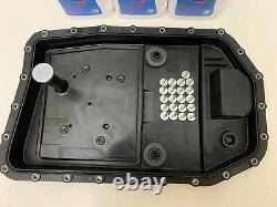 Véritable Bmw Zf 6hp21 6 Vitesses Automatique Boîte De Vitesses Pan Pompe Filtre Huile 7l Kit