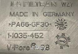 Véritable Bmw Zf 8hp45 8 Vitesses Boîte Automatique De Vitesses Puisard Filtre Pan 7l Huile Zf Kit
