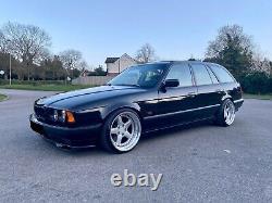 Véritable Ligne D'ombre D'usine 1994 Bmw E34 540i Touring 6 Vitesses Manuel
