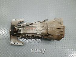 Véritable Testé Bmw Série 5 525d 530d 6 Speed Manual Gearbox Gs6-53dz 7522205