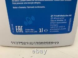 Véritable Zf Bmw 6 Vitesses 6hp26 6hp28 Boîte De Vitesses Automatique Pan Sump Filtre 7l Kit D'huile